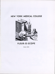 Page 4, 1949 Edition, New York Medical College - Fleuroscope Yearbook (Valhalla, NY) online yearbook collection