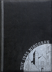 Page 1, 1935 Edition, Niagara University - Niagaran Yearbook (Lewiston, NY) online yearbook collection