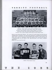 Page 69, 1935 Edition, Niagara University - Niagaran Yearbook (Lewiston, NY) online yearbook collection