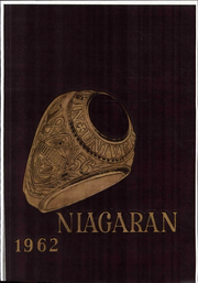 Niagara University - Niagaran Yearbook (Lewiston, NY) online yearbook collection, 1962 Edition, Page 1