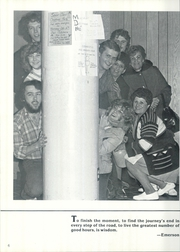 Page 10, 1980 Edition, Niagara University - Niagaran Yearbook (Lewiston, NY) online yearbook collection
