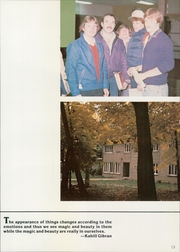 Page 17, 1980 Edition, Niagara University - Niagaran Yearbook (Lewiston, NY) online yearbook collection