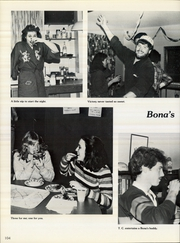 Page 108, 1981 Edition, Niagara University - Niagaran Yearbook (Lewiston, NY) online yearbook collection