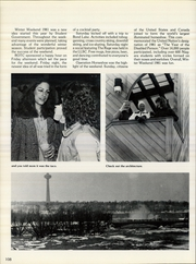 Page 112, 1981 Edition, Niagara University - Niagaran Yearbook (Lewiston, NY) online yearbook collection