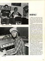Page 115, 1981 Edition, Niagara University - Niagaran Yearbook (Lewiston, NY) online yearbook collection