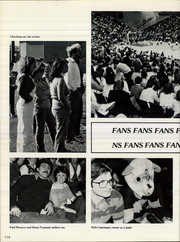 Page 118, 1981 Edition, Niagara University - Niagaran Yearbook (Lewiston, NY) online yearbook collection