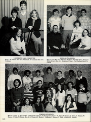 Page 124, 1981 Edition, Niagara University - Niagaran Yearbook (Lewiston, NY) online yearbook collection