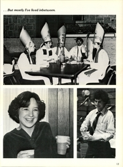 Page 17, 1981 Edition, Niagara University - Niagaran Yearbook (Lewiston, NY) online yearbook collection
