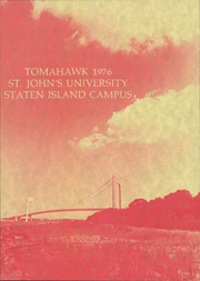 Page 5, 1976 Edition, St Johns University at Staten Island - Tomahawk Yearbook (Staten Island, NY) online yearbook collection