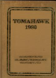 1980 Edition, St Johns University at Staten Island - Tomahawk Yearbook (Staten Island, NY)