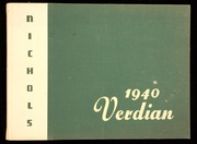 Page 1, 1940 Edition, Nichols School - Verdian Yearbook (Buffalo, NY) online yearbook collection