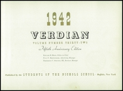 Page 7, 1942 Edition, Nichols School - Verdian Yearbook (Buffalo, NY) online yearbook collection