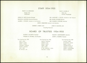 Page 14, 1955 Edition, Nichols School - Verdian Yearbook (Buffalo, NY) online yearbook collection
