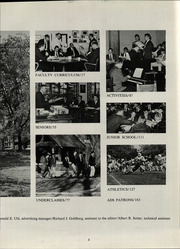 Page 9, 1965 Edition, Nichols School - Verdian Yearbook (Buffalo, NY) online yearbook collection