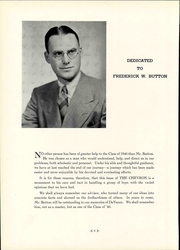 Page 12, 1940 Edition, DeVeaux School - Chevron Yearbook (Niagara Falls, NY) online yearbook collection