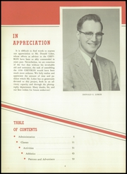 Page 10, 1958 Edition, DeVeaux School - Chevron Yearbook (Niagara Falls, NY) online yearbook collection