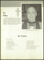 Page 12, 1958 Edition, DeVeaux School - Chevron Yearbook (Niagara Falls, NY) online yearbook collection