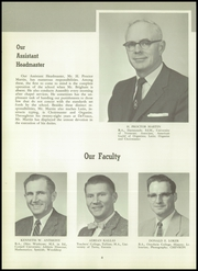 Page 14, 1958 Edition, DeVeaux School - Chevron Yearbook (Niagara Falls, NY) online yearbook collection