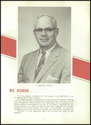 Page 9, 1958 Edition, DeVeaux School - Chevron Yearbook (Niagara Falls, NY) online yearbook collection