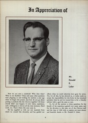 Page 10, 1960 Edition, DeVeaux School - Chevron Yearbook (Niagara Falls, NY) online yearbook collection