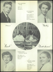Page 16, 1953 Edition, South Otselic Central School - Centralian Yearbook (South Otselic, NY) online yearbook collection
