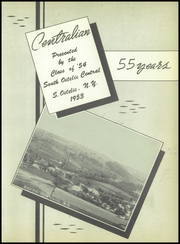 Page 7, 1953 Edition, South Otselic Central School - Centralian Yearbook (South Otselic, NY) online yearbook collection