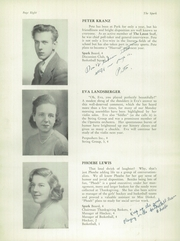 Page 12, 1941 Edition, The Park School - Spark Yearbook (Buffalo, NY) online yearbook collection