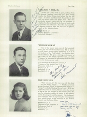 Page 13, 1941 Edition, The Park School - Spark Yearbook (Buffalo, NY) online yearbook collection