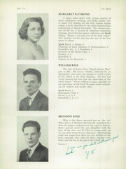 Page 14, 1941 Edition, The Park School - Spark Yearbook (Buffalo, NY) online yearbook collection