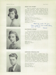 Page 15, 1941 Edition, The Park School - Spark Yearbook (Buffalo, NY) online yearbook collection