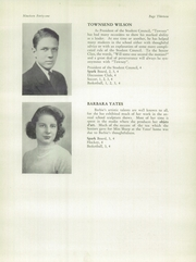 Page 17, 1941 Edition, The Park School - Spark Yearbook (Buffalo, NY) online yearbook collection