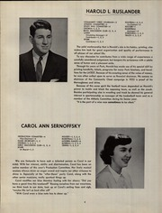 Page 10, 1953 Edition, The Park School - Spark Yearbook (Buffalo, NY) online yearbook collection