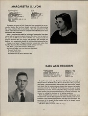 Page 13, 1953 Edition, The Park School - Spark Yearbook (Buffalo, NY) online yearbook collection