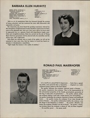 Page 15, 1953 Edition, The Park School - Spark Yearbook (Buffalo, NY) online yearbook collection