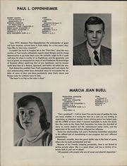 Page 9, 1953 Edition, The Park School - Spark Yearbook (Buffalo, NY) online yearbook collection