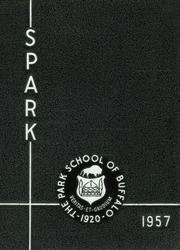 Page 1, 1957 Edition, The Park School - Spark Yearbook (Buffalo, NY) online yearbook collection