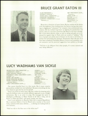 Page 14, 1957 Edition, The Park School - Spark Yearbook (Buffalo, NY) online yearbook collection