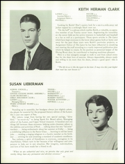 Page 14, 1958 Edition, The Park School - Spark Yearbook (Buffalo, NY) online yearbook collection