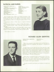 Page 15, 1958 Edition, The Park School - Spark Yearbook (Buffalo, NY) online yearbook collection