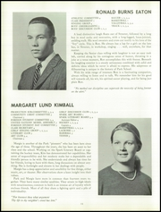 Page 16, 1958 Edition, The Park School - Spark Yearbook (Buffalo, NY) online yearbook collection