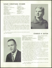 Page 17, 1958 Edition, The Park School - Spark Yearbook (Buffalo, NY) online yearbook collection