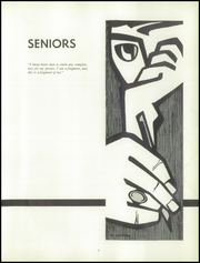 Page 9, 1958 Edition, The Park School - Spark Yearbook (Buffalo, NY) online yearbook collection