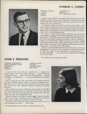 Page 12, 1959 Edition, The Park School - Spark Yearbook (Buffalo, NY) online yearbook collection