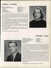 Page 15, 1959 Edition, The Park School - Spark Yearbook (Buffalo, NY) online yearbook collection