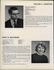 Page 16, 1959 Edition, The Park School - Spark Yearbook (Buffalo, NY) online yearbook collection