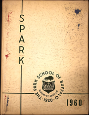 Page 1, 1960 Edition, The Park School - Spark Yearbook (Buffalo, NY) online yearbook collection