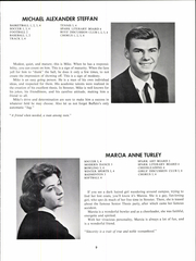 Page 13, 1960 Edition, The Park School - Spark Yearbook (Buffalo, NY) online yearbook collection