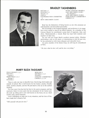 Page 14, 1960 Edition, The Park School - Spark Yearbook (Buffalo, NY) online yearbook collection