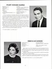 Page 15, 1960 Edition, The Park School - Spark Yearbook (Buffalo, NY) online yearbook collection