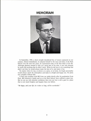 Page 8, 1960 Edition, The Park School - Spark Yearbook (Buffalo, NY) online yearbook collection